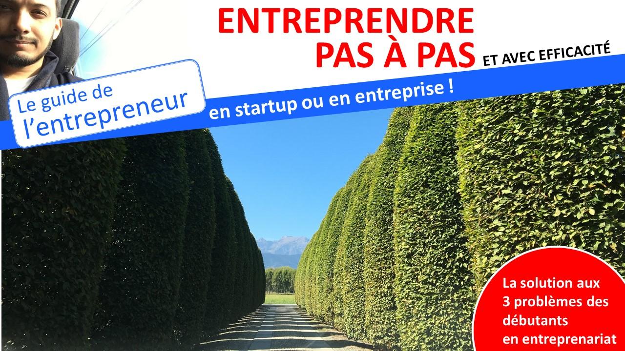 Entreprendre pas à pas et avec efficacité